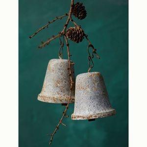 Anthropologie Sleigh 🛷 🔔 bells Ornament NWT